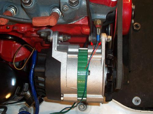 Alternator Pulley Alignment : MGB & GT Forum : MG Experience