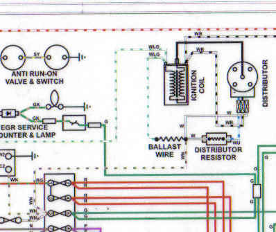 distributor_wiring distributor coil amplifier wiring question ( with pictures 1980 mgb wiring diagram at edmiracle.co