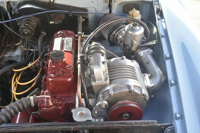 Any Shorrock Supercharged MGBs out there? : MGB & GT Forum