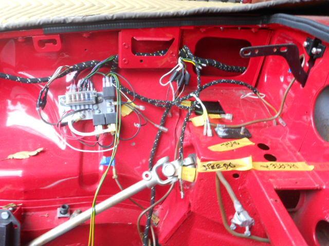 MGB Electrics Beginning.JPG