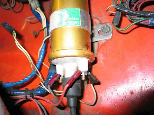 Coil_Wiring1 help!!!! help!!!! electrical gremlins are kicking my butt mgb 1976 mgb coil wiring diagram at panicattacktreatment.co