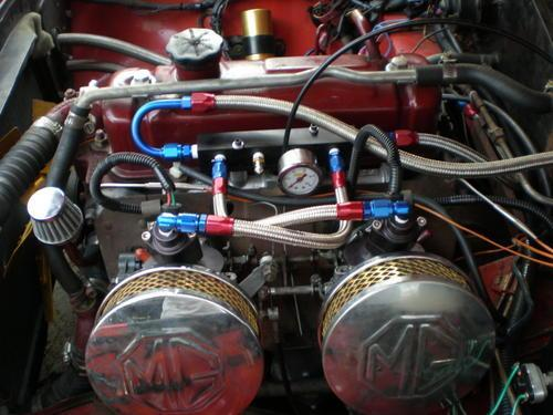 Fuel Injection? : MGB & GT Forum : MG Experience Forums