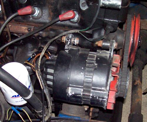 Wire Delco Alternator Wiring Also Bosch Alternator Wiring Diagram In