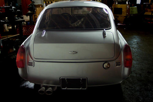 Sebring Hardtop for MGB : MGB & GT Forum : MG Experience