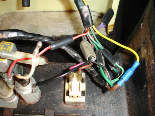 Newbie Electric Question On 1970 B For Map Light   Mgb