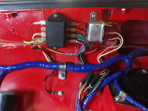 can i replace the connectors to the fuse block mgb gt forum mg rh mgexp com MGB Fuse Box Diagram MGB Fuse Box Diagram