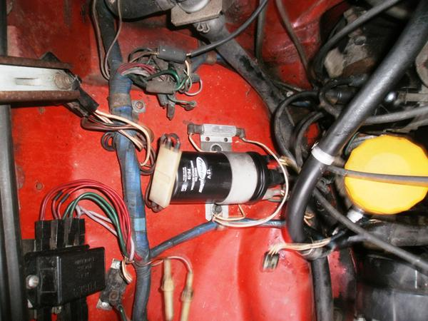 Distributor Wiring And Coil Wiring   Mga Forum   Mg Experience Forums   The Mg Experience