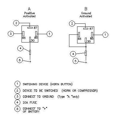 relay_diagram mga fog lamps relay?? mga forum mg experience forums the lucas 6ra relay wiring diagram at mifinder.co