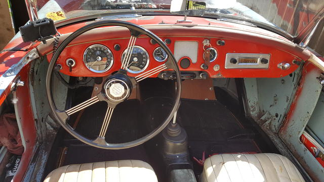 Gearbox removal without engine (again) : MGA Forum : MG