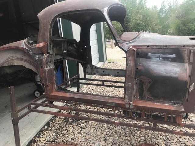 Yet another MGA Coupe restoration (Page 16) : MGA Forum : MG