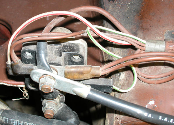 How The Solenoid Works On A 1977 Midget   Mg Midget Forum   Mg Experience Forums   The Mg Experience
