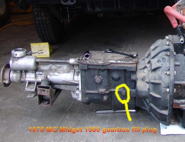 Midget 1500 Gear Box   Mg Midget Forum   Mg Experience Forums   The Mg Experience