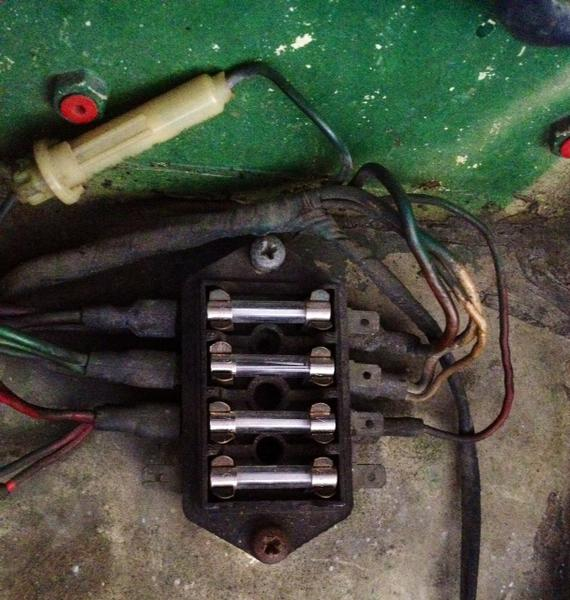 Replacing Fuse Box : MG Midget Forum : MG Experience Forums : The MG  ExperienceThe MG Experience