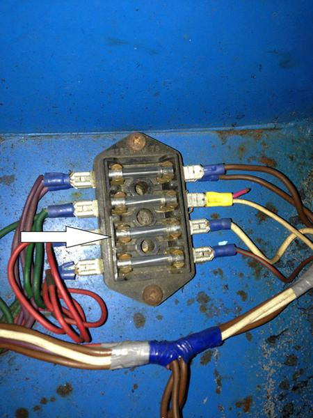 fuse continued electric questions mg midget forum mg experience midget wiring diagram at edmiracle.co