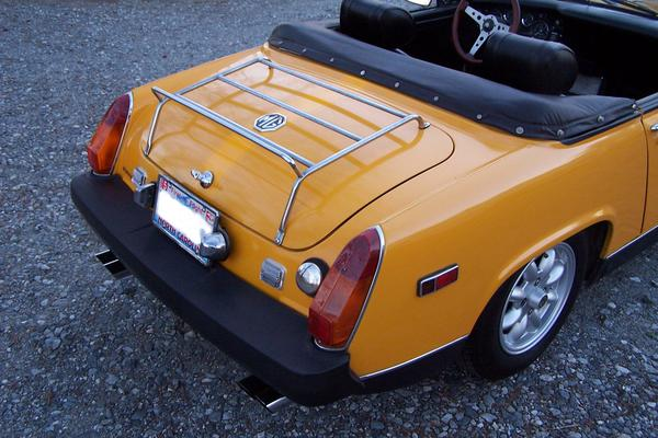 Custom mg midget parts #11