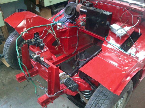 mgb wiring harness brake clutch lines brass valve location view mg midget 1979 mgb wiring harness
