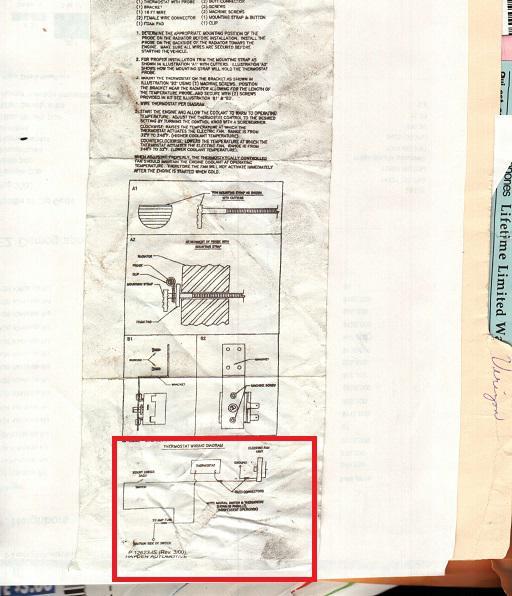 Help With Fan Wiring Diagram   Mg Midget Forum   Mg
