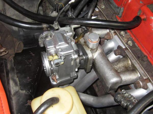 Carburetor project ,,,,,,, : MG Midget Forum : MG Experience Forums