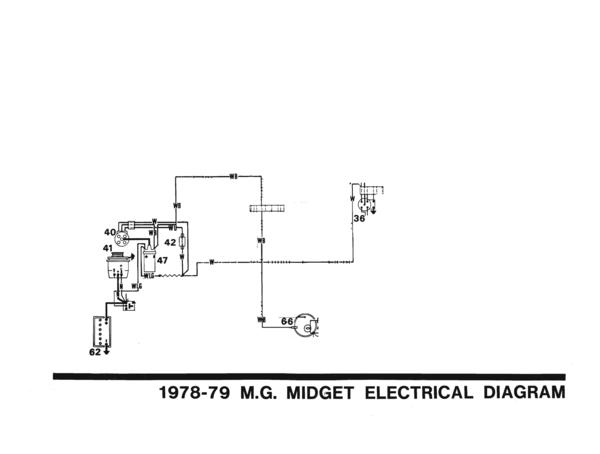 Mg Midget Ignition Switch Wiring Diagram