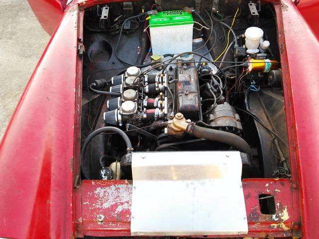 Preferred Engine Swap (Page 5) : MG Midget Forum : MG Experience
