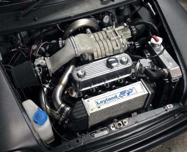 DIY supercharger option - with EFI!!! : MG Midget Forum : MG