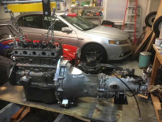 Datsun Conversion Clutch Adjustment : MG Midget Forum : MG