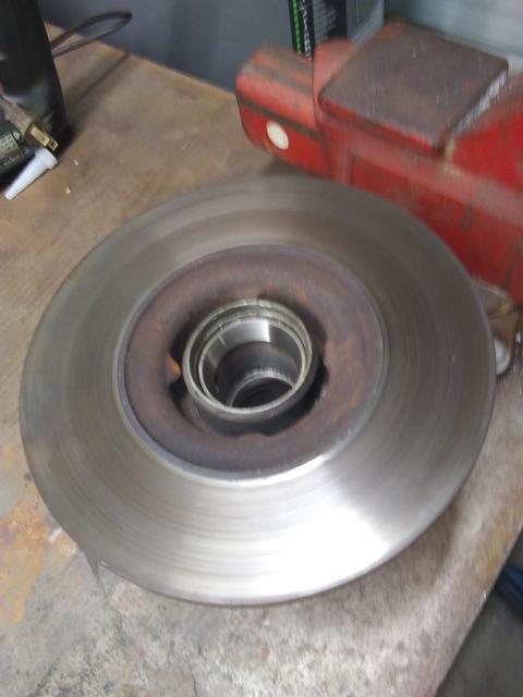 Timken front bearings : MG Midget Forum : MG Experience