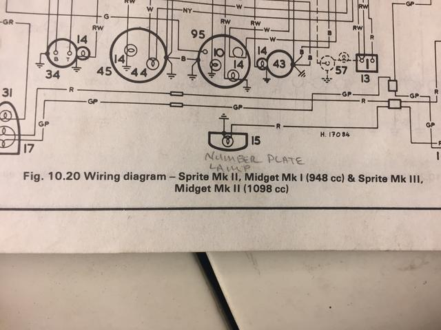 midget wiring diagram horn wiring relay   1961 mk 1 mg midget forum mg experience  horn wiring relay   1961 mk 1 mg