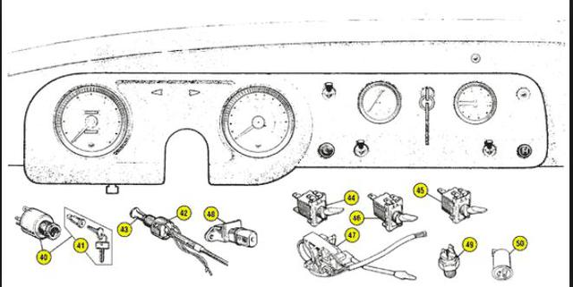mg midget mk3 wiring diagram dash switch identification mg midget forum mg experience  dash switch identification mg midget