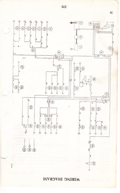 six terminal headlight switch : MG Midget Forum : MG Experience ... ignition switch terminal numbers The MG Experience