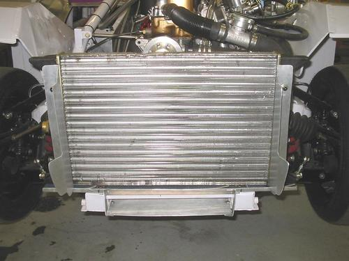 1500 mg midget radiator