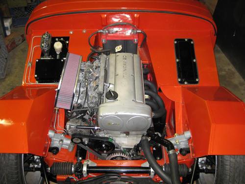 Mg Midget K Series Conversion