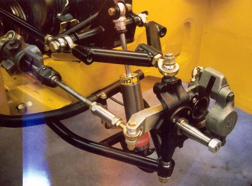 Modern Front Suspension W Ball Joints Mg Midget Forum