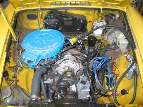 Mazda 12a rotary : MG Engine Swaps Forum : MG Experience
