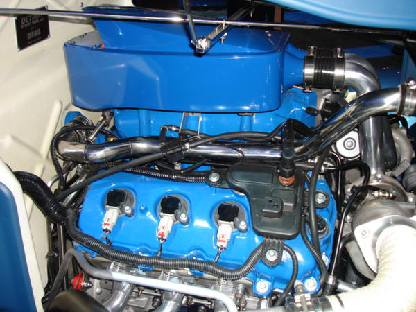 Ford V6 : MG Engine Swaps Forum : MG Experience Forums : The