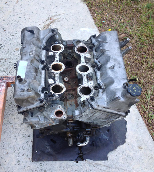 Ford 4.0L SOHC V6 : MG Engine Swaps Forum : MG Experience
