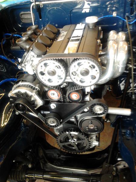 Zetec Engine Swap