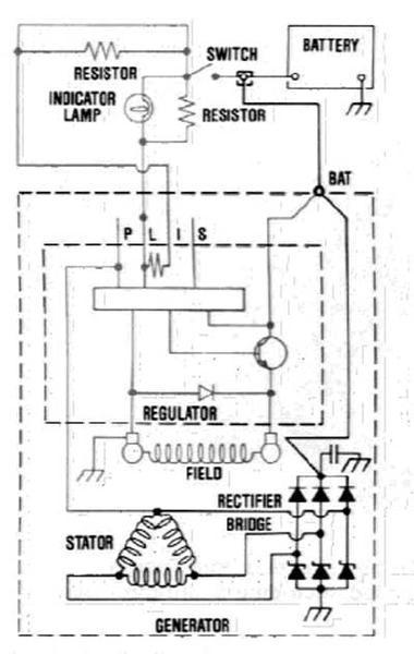 GM single wire alternator wiring : MG Engine Swaps Forum ... on 4 wire alternator diagram, delco remy alternator, delco remy voltage regulator wiring diagram, 130d delco alternator wiring diagram, ac delco alternator wiring diagram, delco alternator wiring diagram sfl p, 145 amp delco alternator wiring diagram,