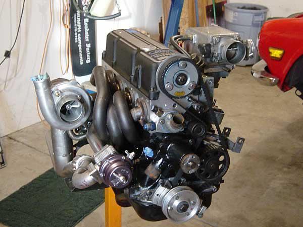 Other 4 Cylinder Options (Page 2) : MG Engine Swaps Forum