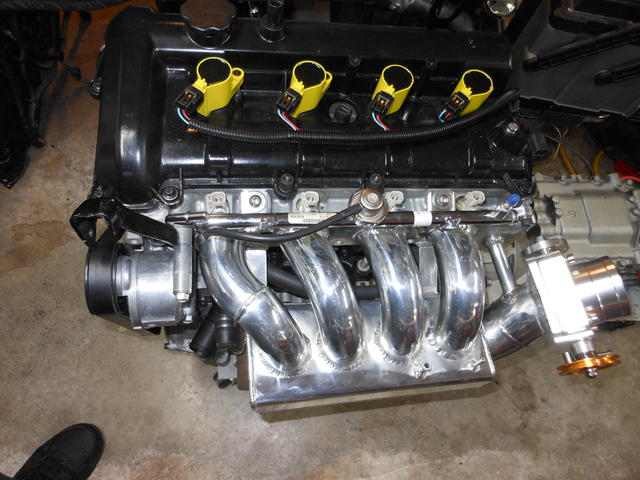 Duratec swap : MG Engine Swaps Forum : MG Experience Forums : The MG