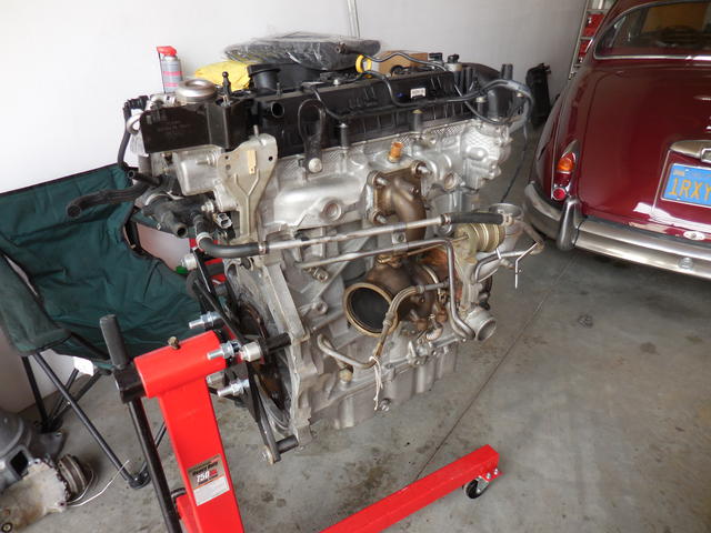 EcoBoost 2 0 update : MG Engine Swaps Forum : MG Experience Forums
