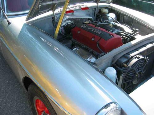 Honda S2000 drive train in 73 B : MG Engine Swaps Forum : MG Experience Forums : The MG Experience