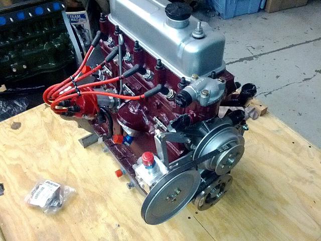 LS-1 MGBGT aka PROJECT GINSU : MG Engine Swaps Forum : MG ...
