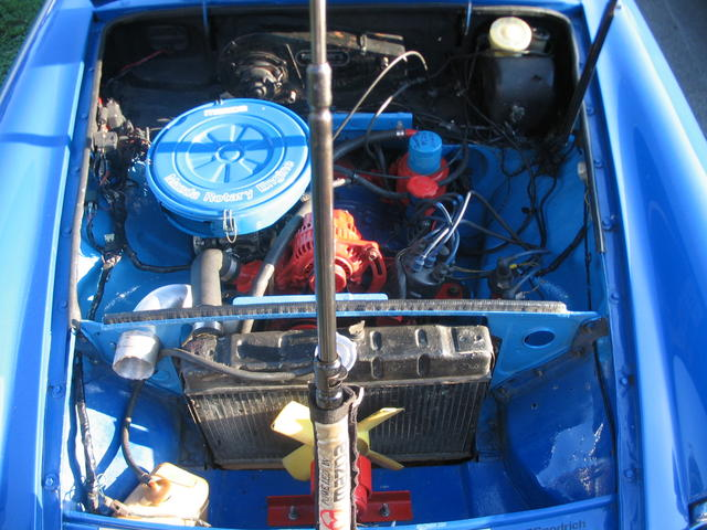 MGB Engine Swap : MG Engine Swaps Forum : MG Experience Forums : The