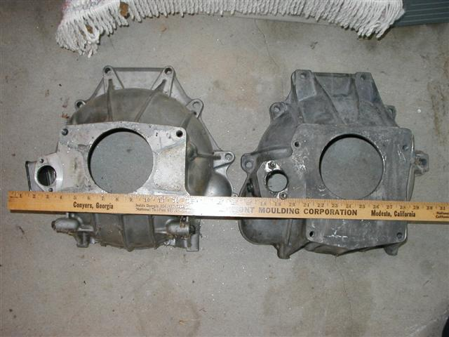 2 2L S-10 Bellhousing : MG Engine Swaps Forum : MG Experience Forums
