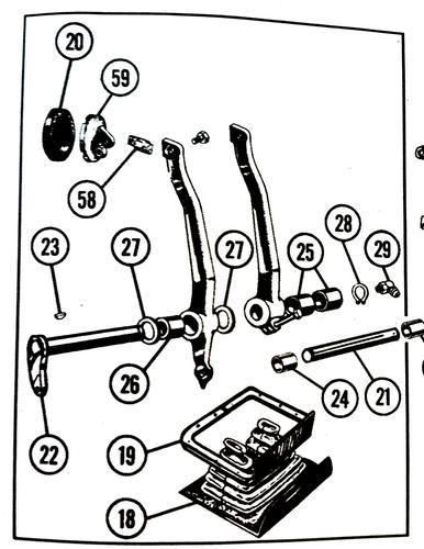 53 td brake assy t series prewar forum mg experience forums 1959 MG TD Hot Rod td brake assy