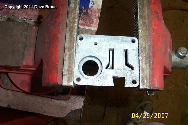 door latch repair0004.jpg & 51 TD door latch : T-Series u0026 Prewar Forum : MG Experience Forums ... pezcame.com