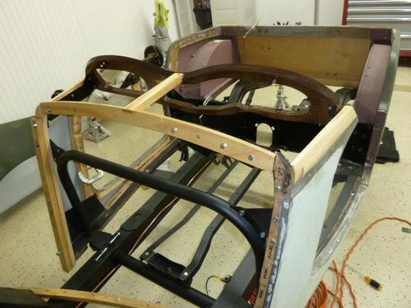 Mg Td Body Tub Restoration Help T Series Amp Prewar Forum