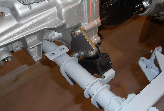 5-Speed Gearbox Conversion : T-Series & Prewar Forum : MG