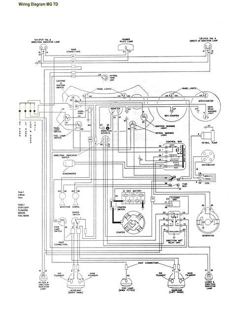 merz drum switch wiring diagram need help with two td issues t series   prewar forum mg  t series   prewar forum